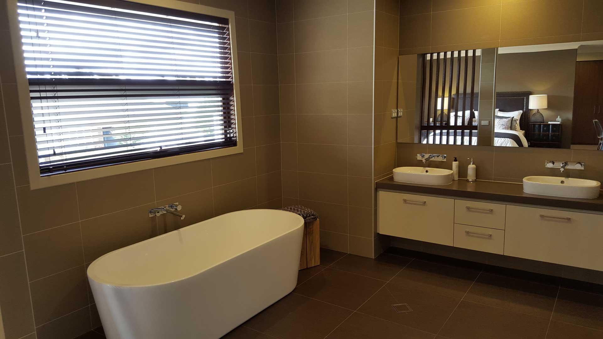 CUSTOM BATHROOM DESIGN Bathroom Renovations Sydney